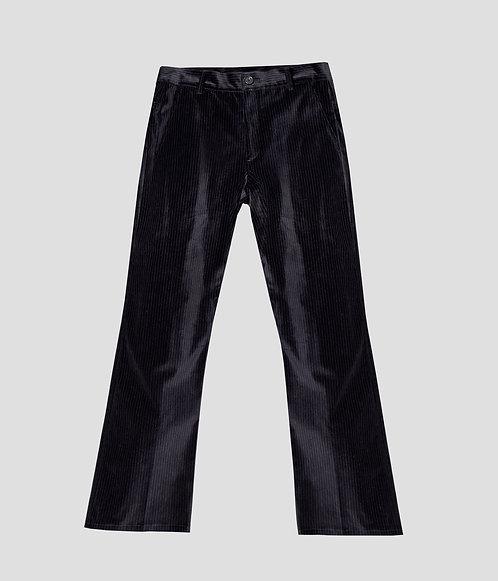 Flared Trouser (Black)