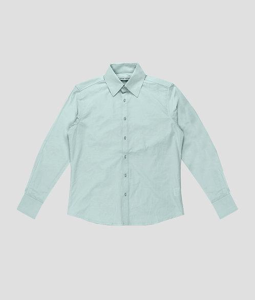 Snap Collar Button Up
