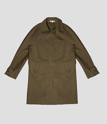 Storm Coat (Olive)
