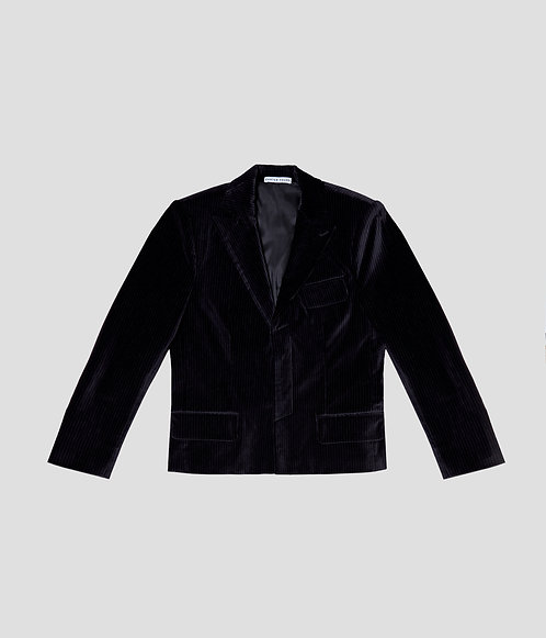 Smoking Blazer (Black)