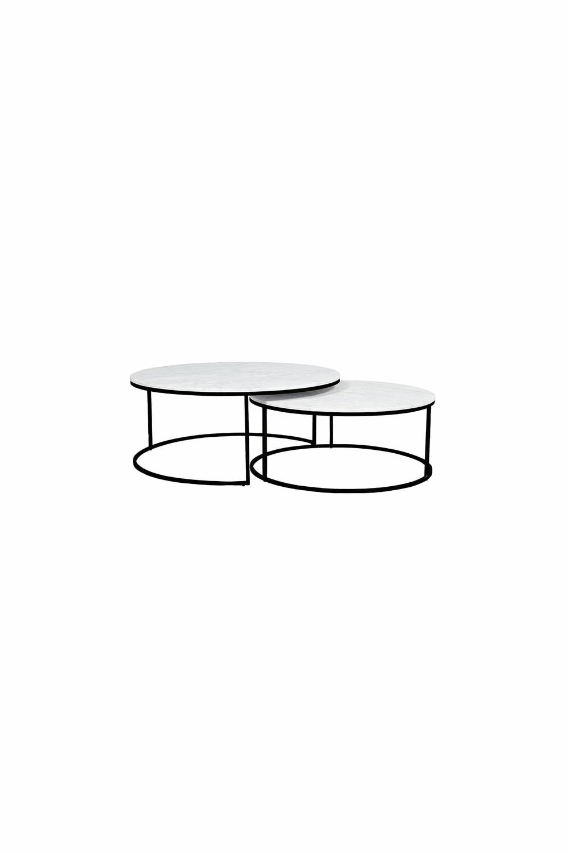 Chloé nesting tables