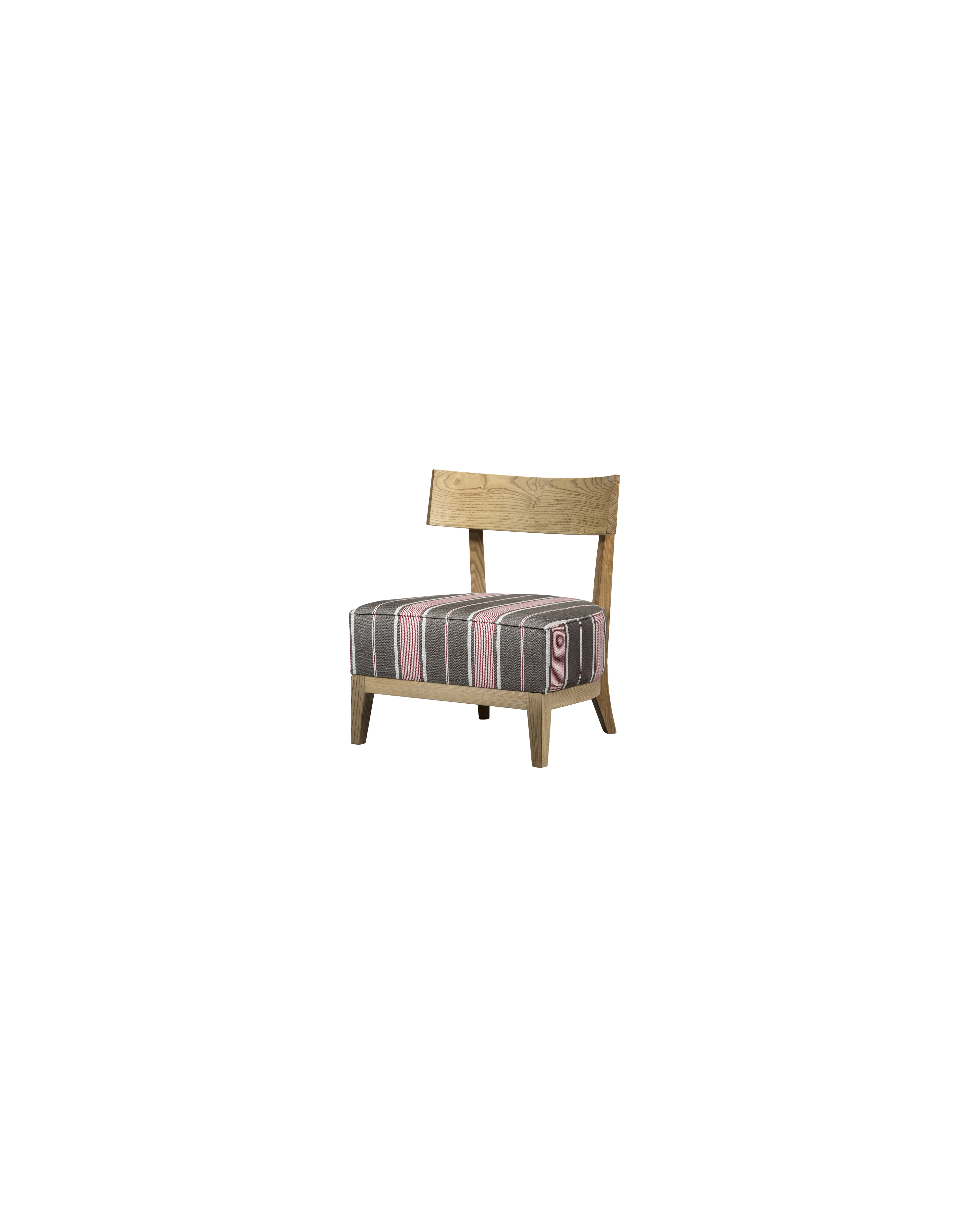 Coco occasional chair - wood back