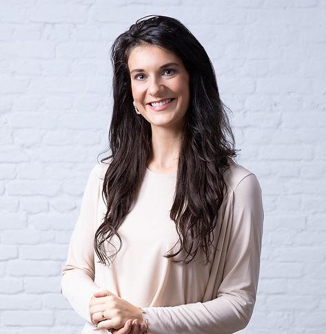 Heleen Van Oost. Matchmaker bij relatiebureau Ciao Matchmaking.