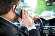 No telefono alla guida