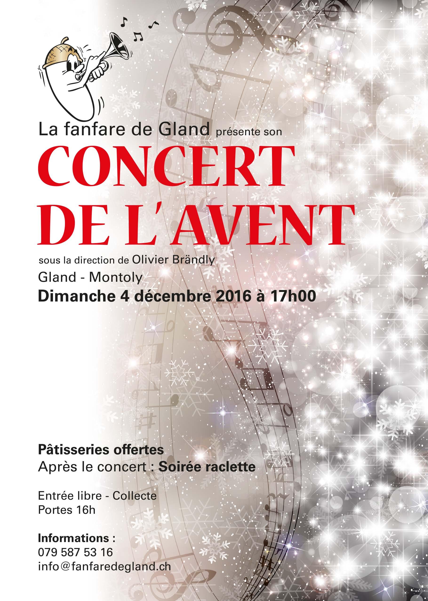 2016 Concert Noel