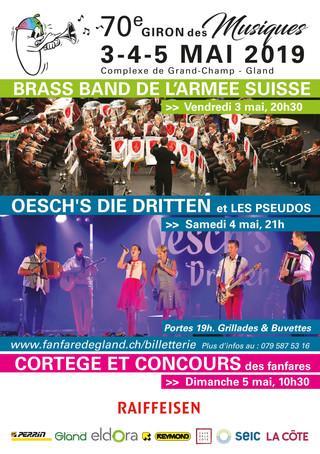 2019 Giron des Musiques