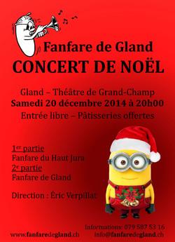 2014 Concert Noel