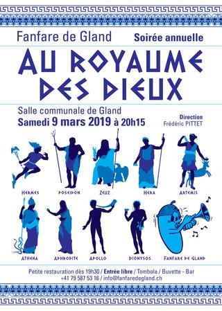 2019 Soirée Annuelle