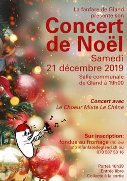 2019 Concert Noel