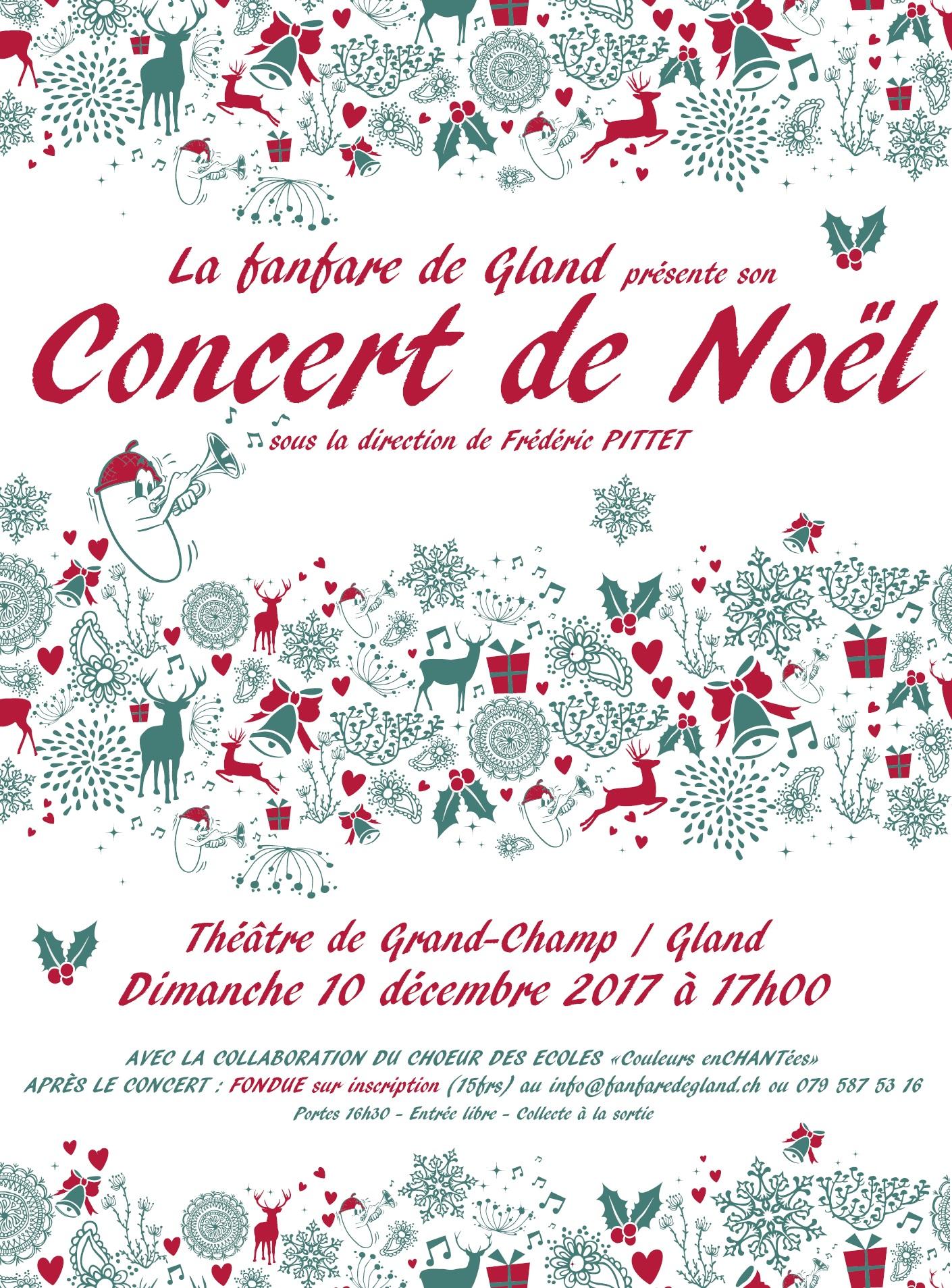 2017 Concert Noel