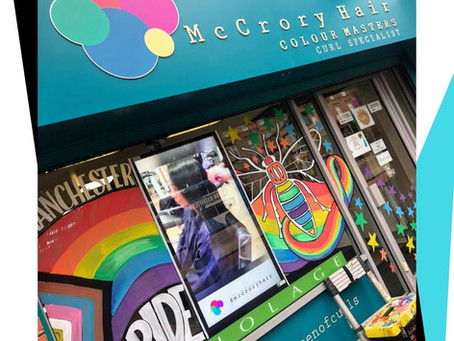 What Pride means to us at McCrory Hair...
