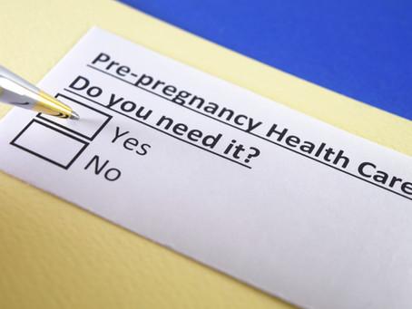 Pre-pregnancy Health Care