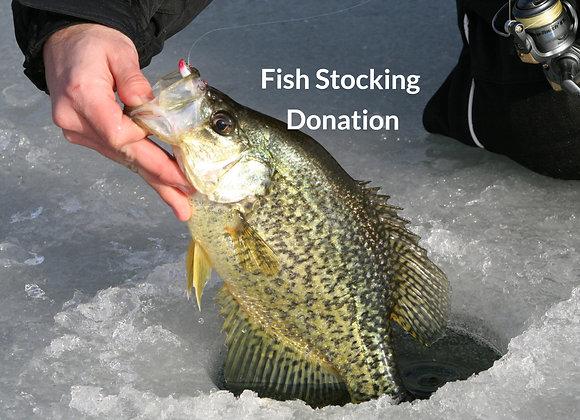 Fish Stocking Donation