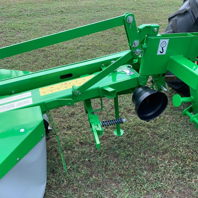 Farm-Maxx Drum Mower FDM-165 Hitch