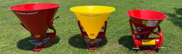 Farm-Maxx Spin Spreaders