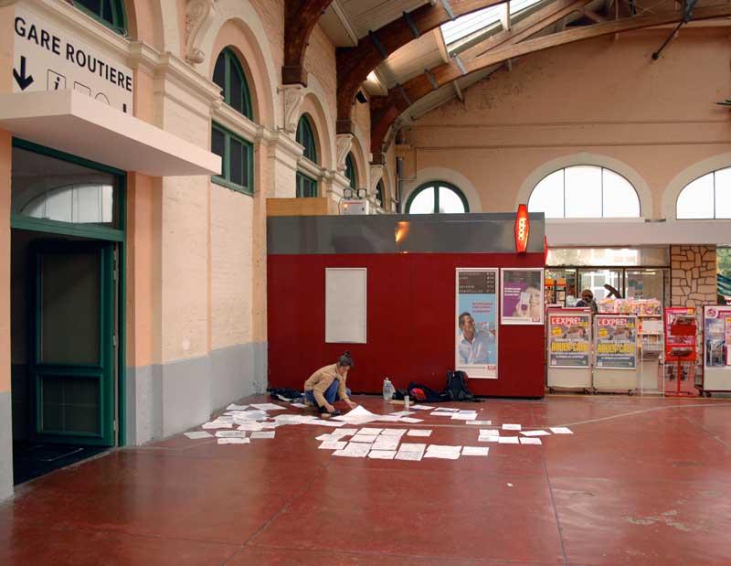 train station dieppe