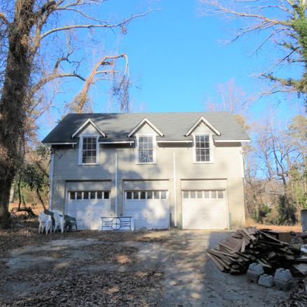 Carriage House - Before