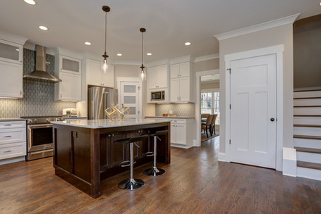 Beacon Hill - Kitchen