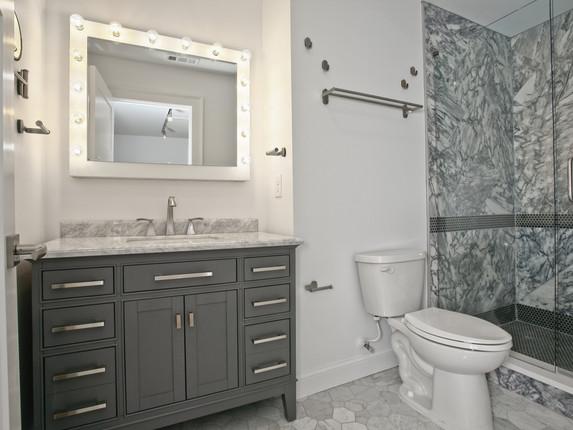 Bathroom 1 - After