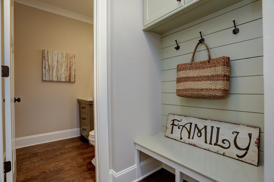 Beacon Hill - Mudroom
