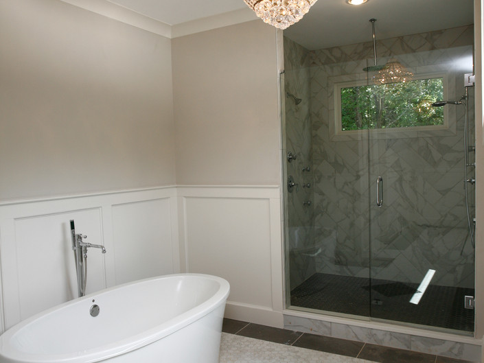 Janellen - Master Bath
