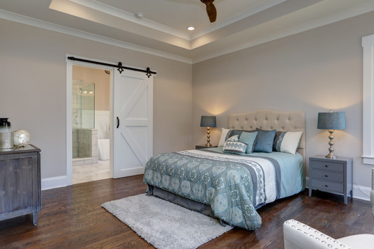Beacon Hill - Master Bedroom
