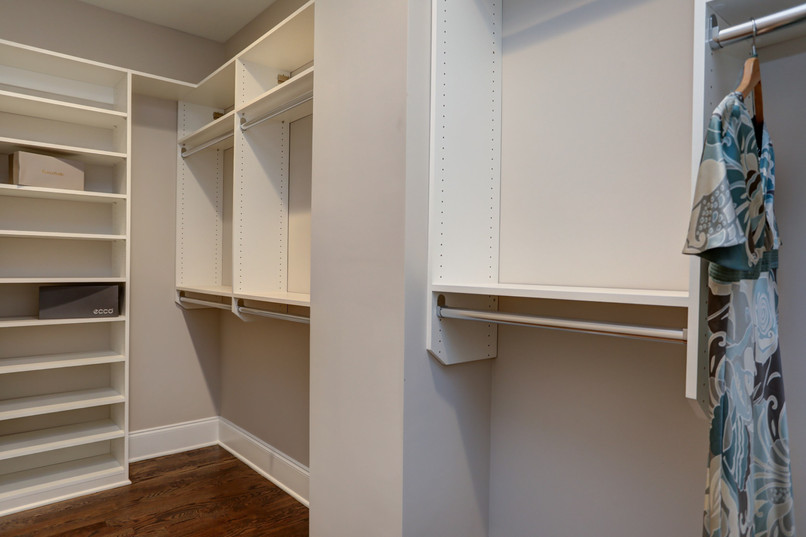 Beacon Hill - Master Closet