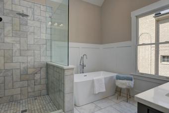 Beacon Hill - Master Bath
