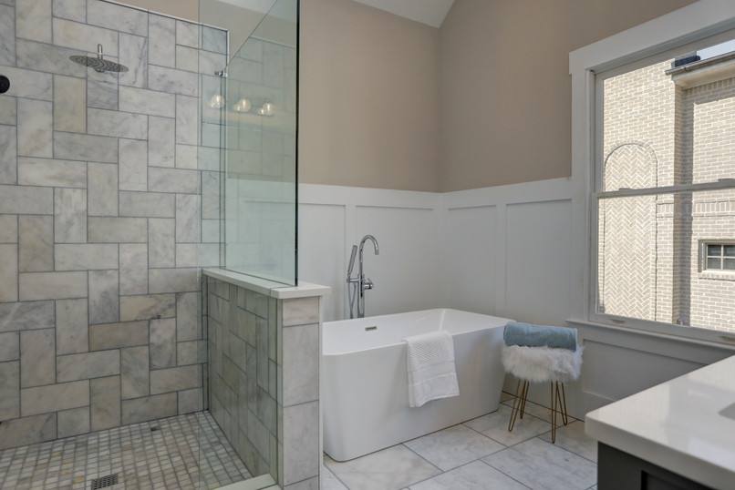 Beacon Hill - Master Bath
