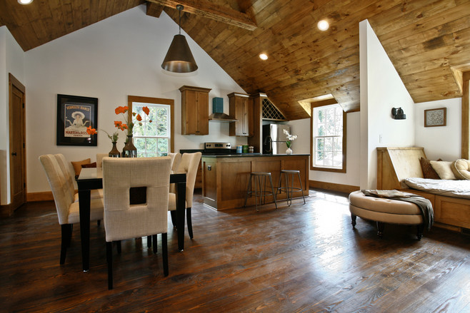 Carriage House - After