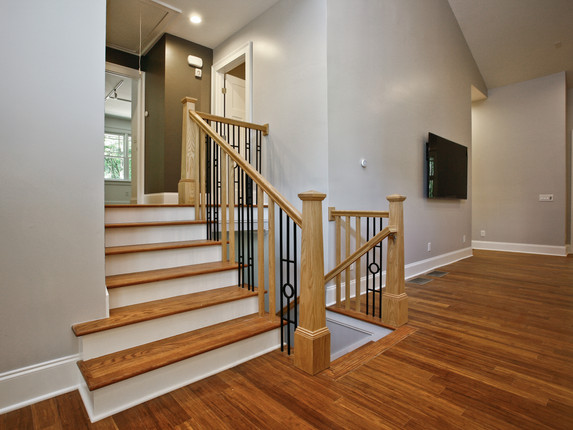 Stairwell - After