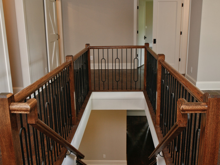 Janellen - Upstairs Stairwell