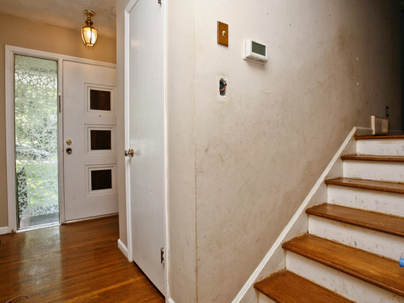 Stairwell - Before