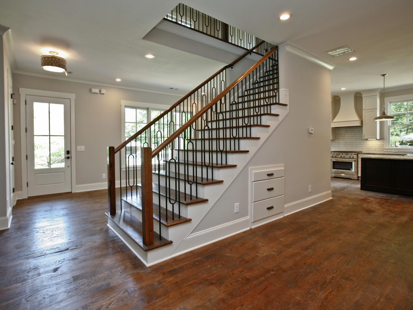Janellen - Stairwell