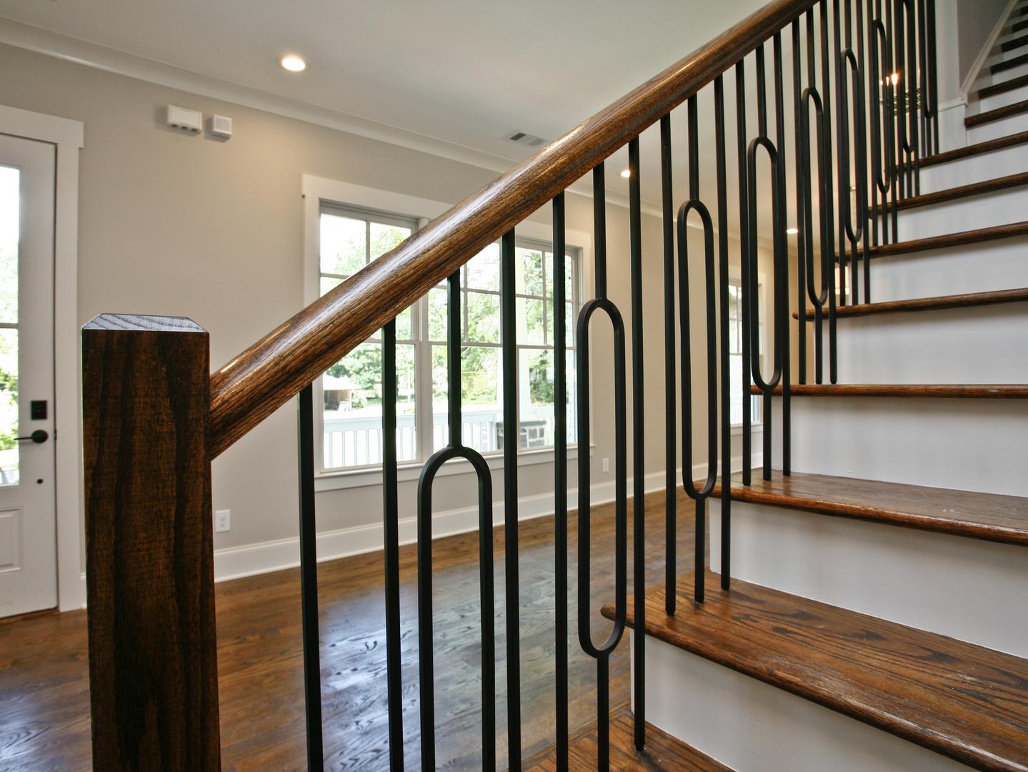 Janellen - Stair Detail