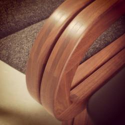R-Chair detail