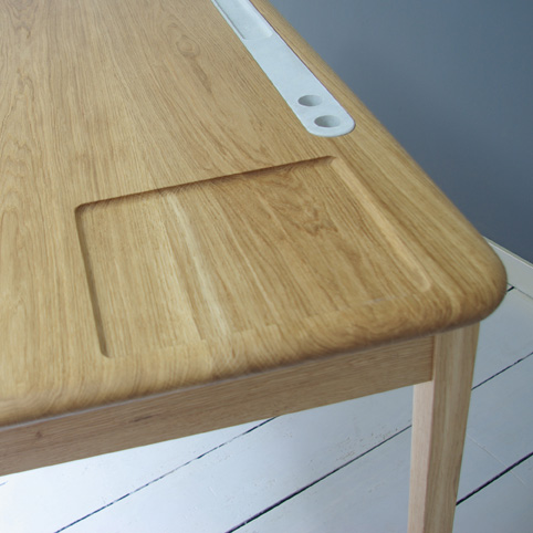 AB Desk ipad tray