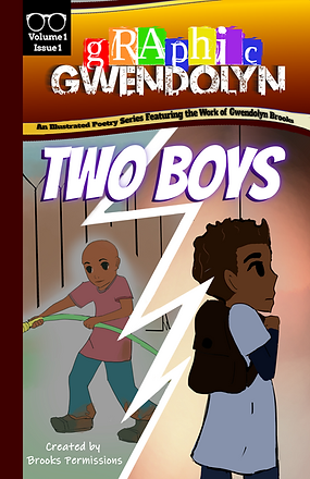 Graphic Gwendolyn: Two Boys for Distribution