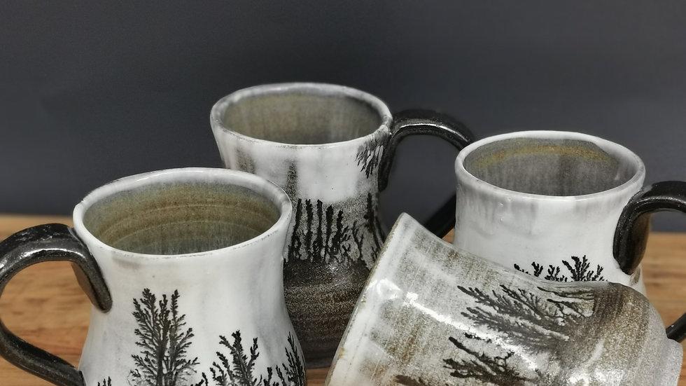Mocha diffusion mugs