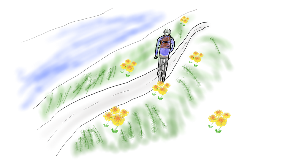 Mike Walking River Walk2.png