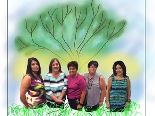 Six Brave Women