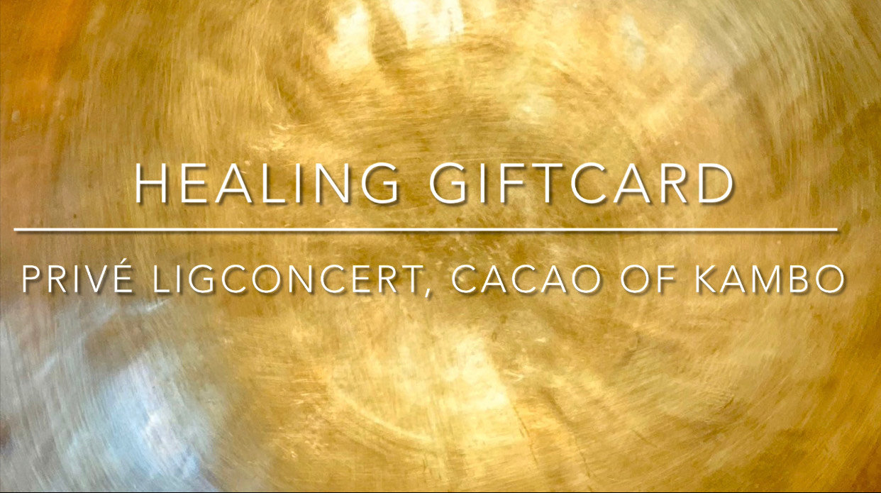 healing giftcard