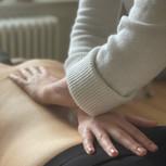 Behandlung Osteopathie an der Alster