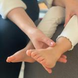 Behandlung Kinderosteopathie