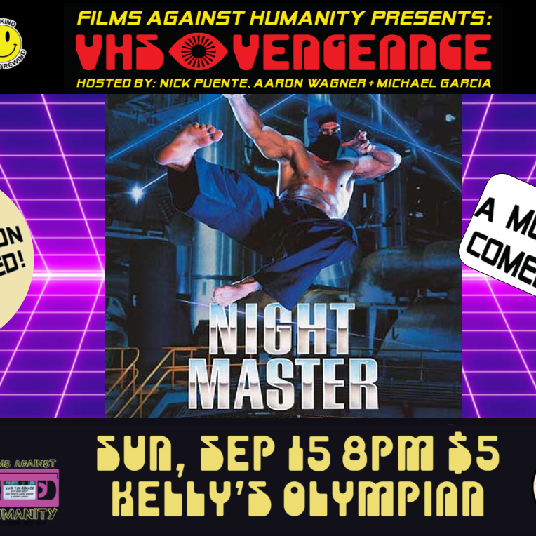 VHS Vengeance: NightMaster
