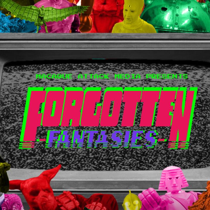 Forgotten Fantasies Live: Dino-Swords