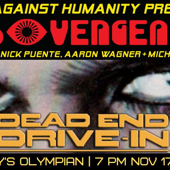 VHS Vengeance: Dead In Drive In