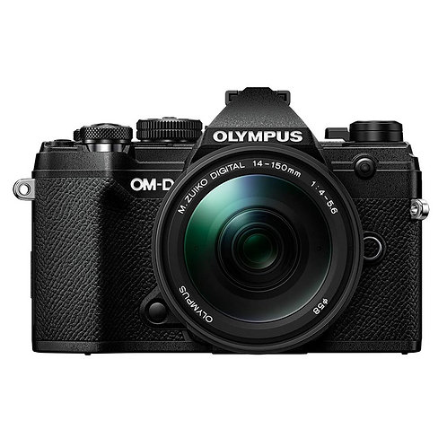 Olympus - OM-D E-M5 MARK III + 14-150