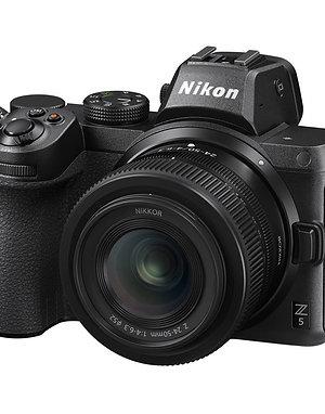 Nikon Z5 + 24-50 + BAGUE ADAPTATION FTZ