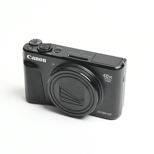 CANON - SX740 HS + DCC-2400 + GORILLAPOD